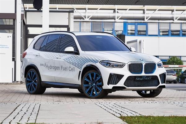 氢燃料电池版宝马X5将于2022年推出