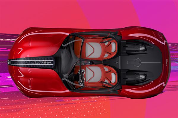 上汽名爵MG Cyberster确定量产 国内首台用户共创车型