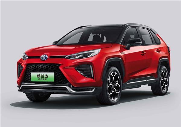 售价25.88万元起 广汽丰田威兰达高性能版正式上市