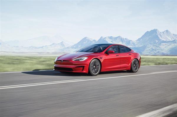 9年首次大改款!特斯拉Model S Plaid六月交付