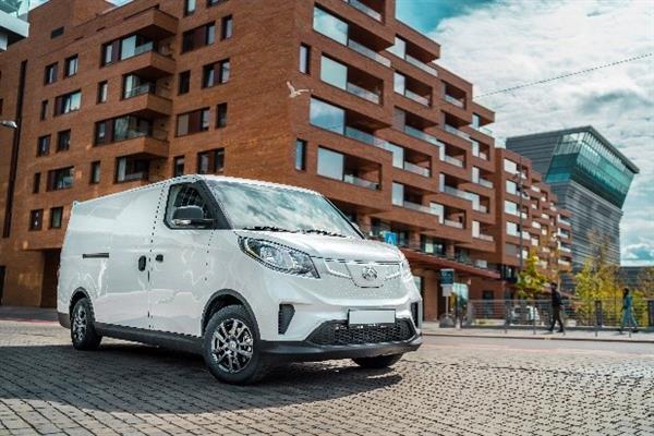 两款重磅新能源车型出征意大利,上汽大通MAXUS深化欧洲布局