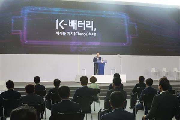 """豪掷354亿美元!韩国政府""""K电池""""发展战略欲称霸全球"""