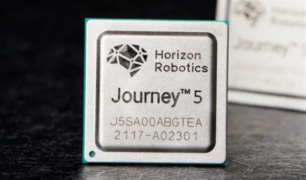 地平线征程5芯片打通视觉感知算法  7月29日正式发布