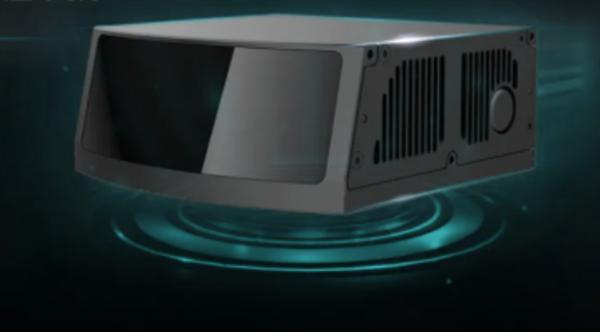 探测距离可达300 米!广汽埃安搭载可变焦激光雷达