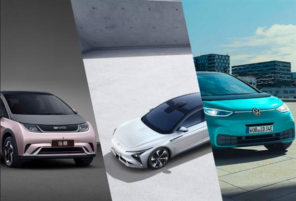 比亚迪海豚领衔,成都车展重磅新能源车型前瞻