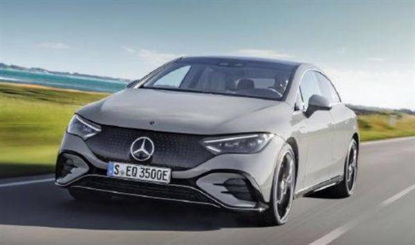 2021慕尼黑车展:梅赛德斯奔驰EQE正式发布