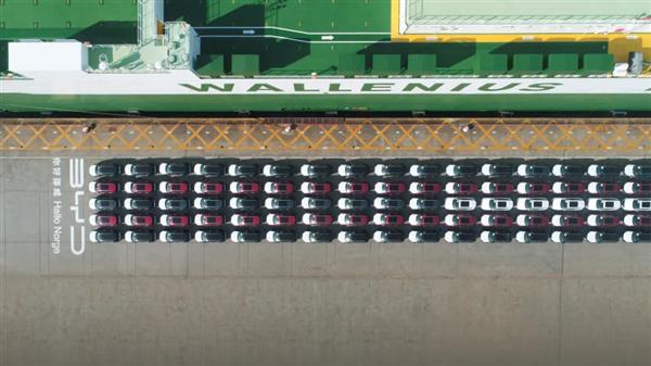 比亚迪唐EV出口挪威累计超千台