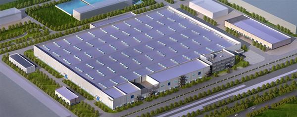 大众合肥电池系统工厂动工