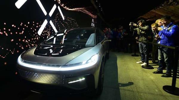 "Faraday Future""永远也卖不出一辆车""?贾跃亭回应了"