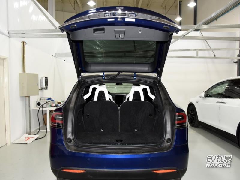 特斯拉ModelX