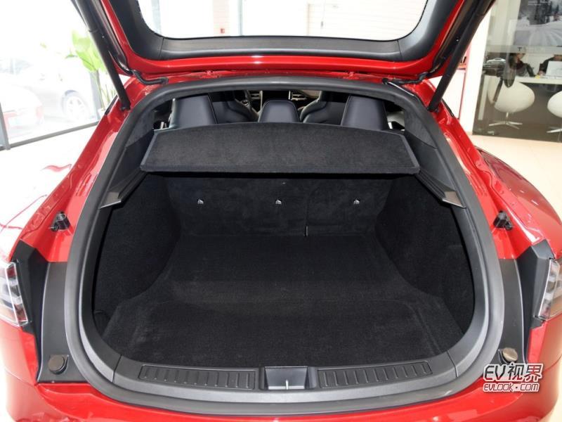 特斯拉 Model S 图片