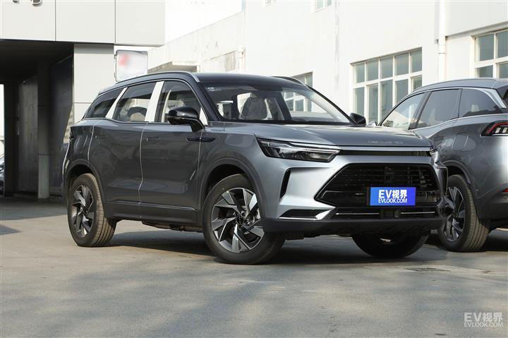 北京汽车北京X7 PHEV