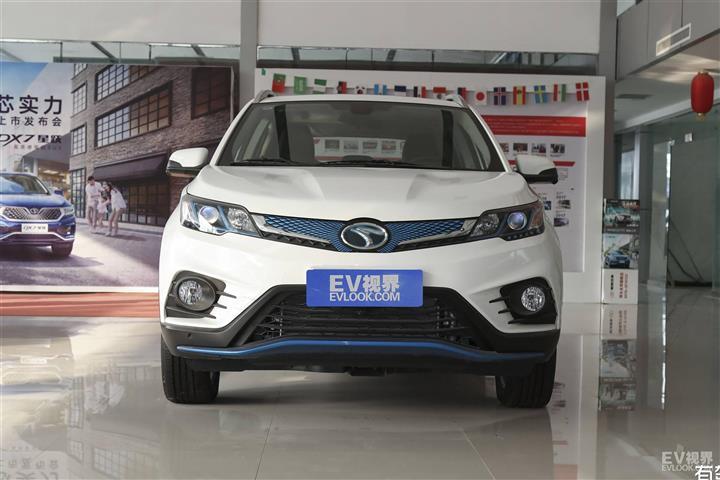 东南东南DX3 EV
