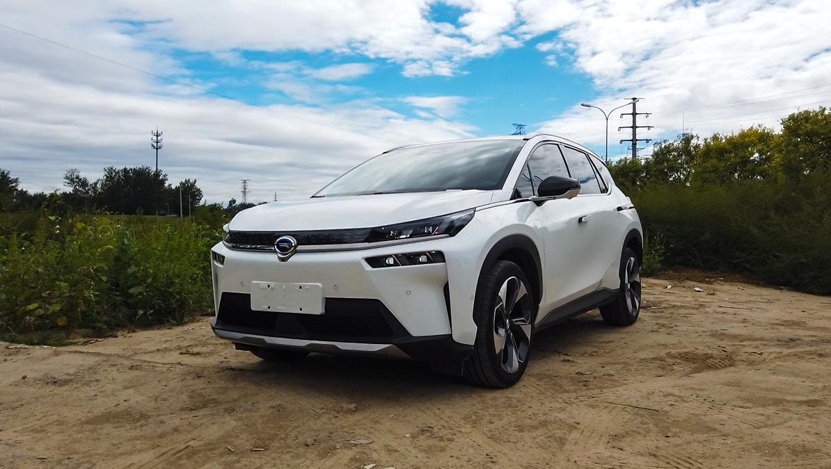 我敢说这是20万上下你能买到最炫酷的纯电SUV