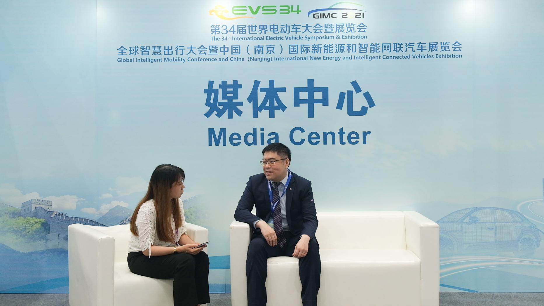EVS34专访:TüV南德工业自动化部门经理宋磊