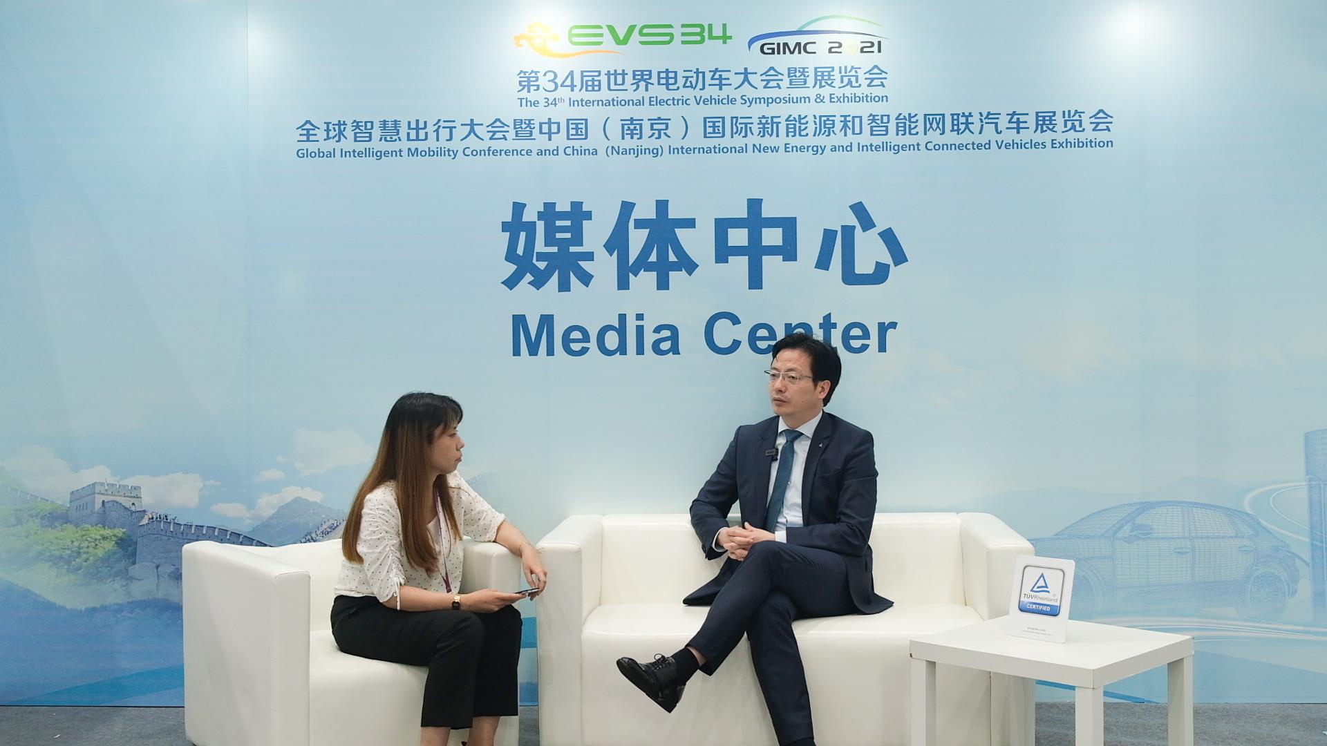 专访TüV莱茵全球电力电子产品服务副总裁李卫春