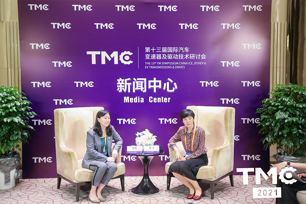 TMC 2021嘉宾访谈—中国石化润滑油